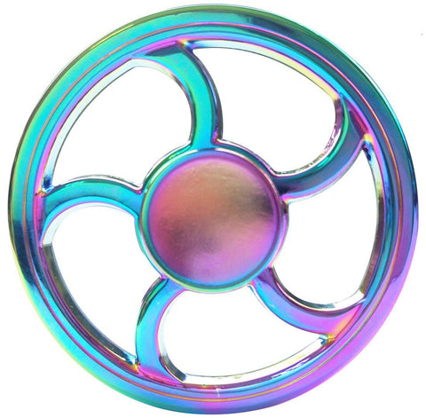 Fortune's Wheel Metal Focus Spinner