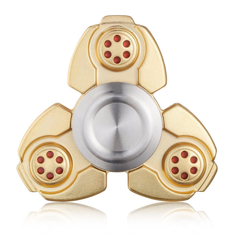 Golden Sniper Metal Focus Spinner