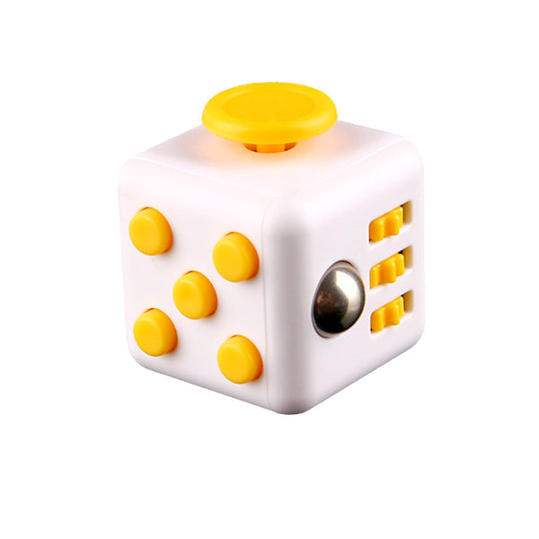 Golden Sand Focus Cube