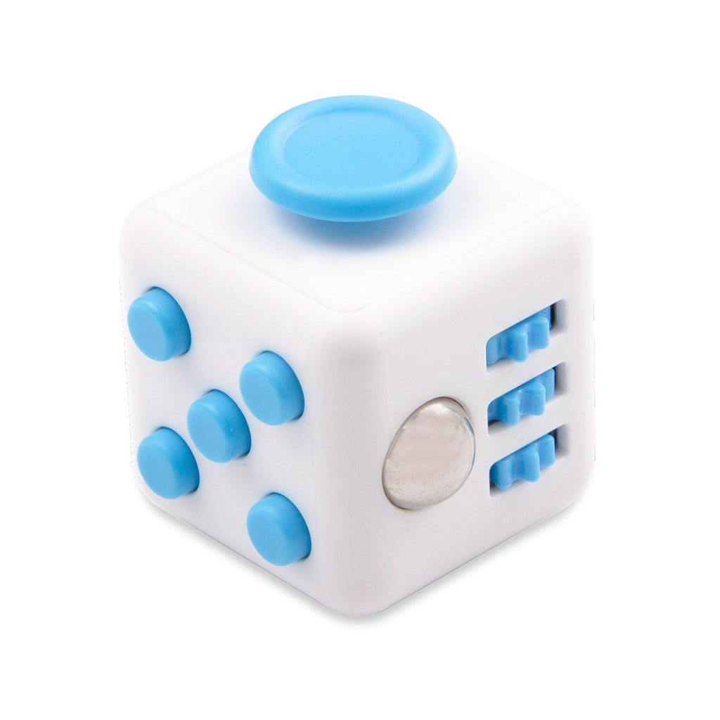 Blue Blizzard Focus Cube