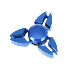 Blue Crab Metal Focus Spinner