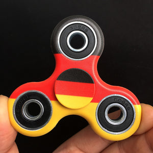 Germany Flag Focus Spinner - Custom Fidget spinners - Fidget Widgets