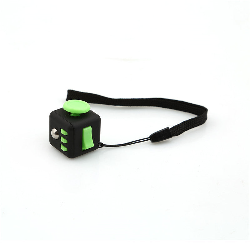 Mini Green Lunar Focus Cube