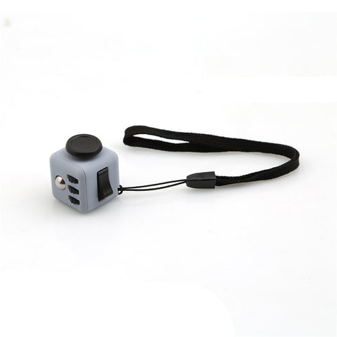 Mini Spicy Grey Focus Cube