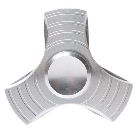 Silver Crown Metal Focus Spinner