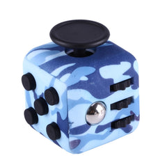 Blue Commando Focus Cube