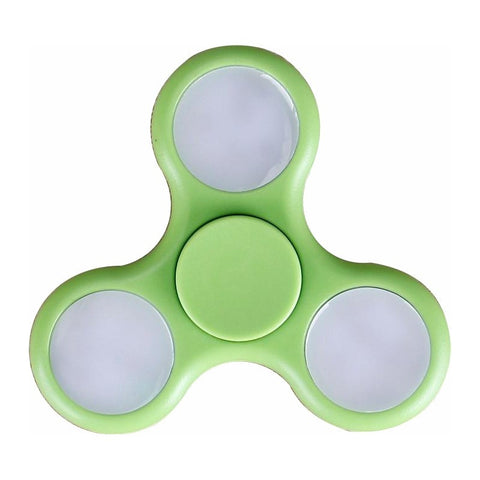 Looney Lime Focus LED Spinner
