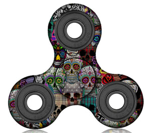 Scary Halloween Plastic Fidget Spinner (Limited Edition)