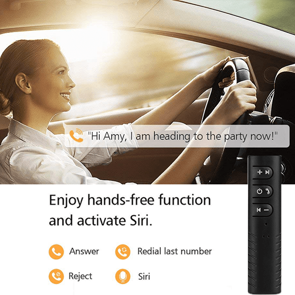 World's Smallest Car Bluetooth Receiver - 60% OFF!