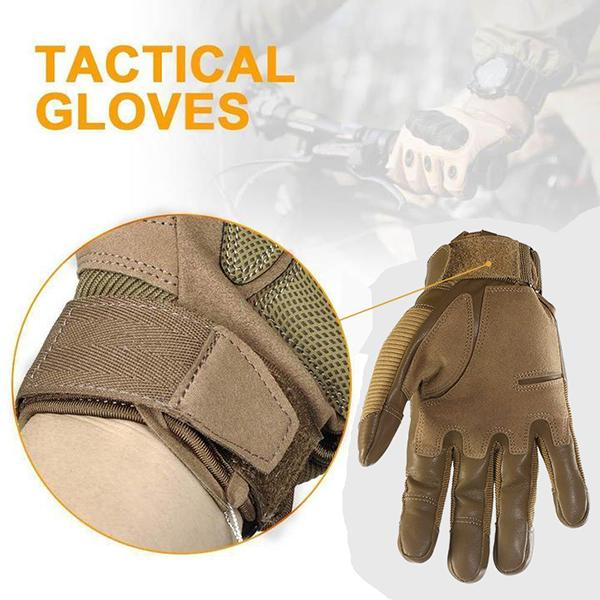 【Buy 2 Free Shipping!!!!】Full Finger Touch Screen Tactical Military Gloves