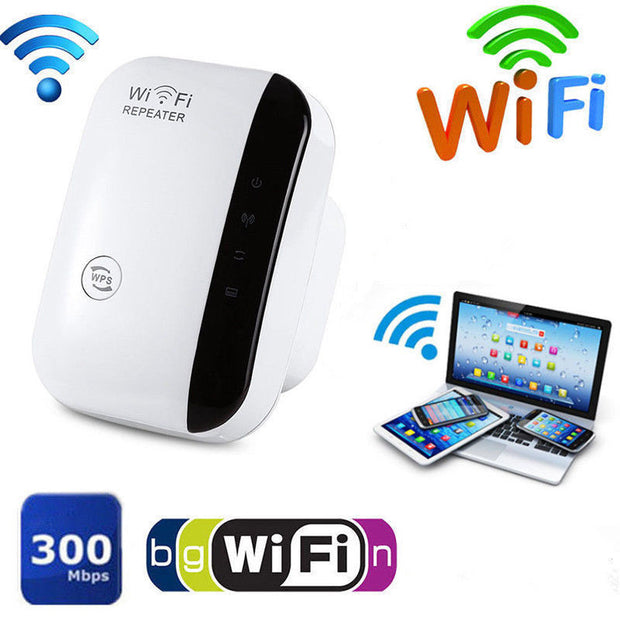 WIFISURF™ - BOOST WIFI SIGNAL & STREAM YOUR FAVORITE SHOWS & MUSIC - 50% OFF!
