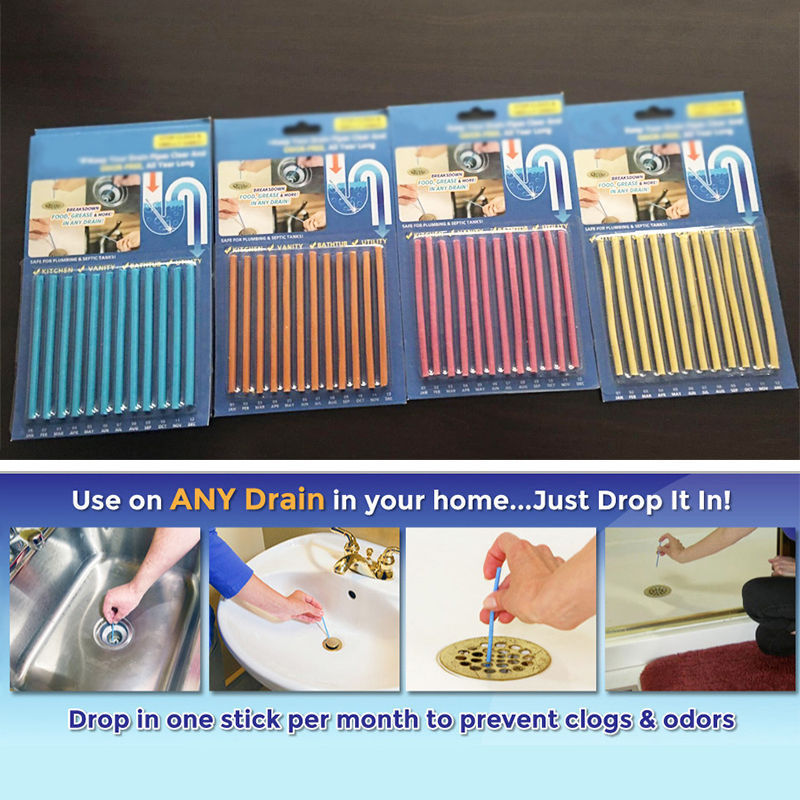 Rod Drain Cleaner
