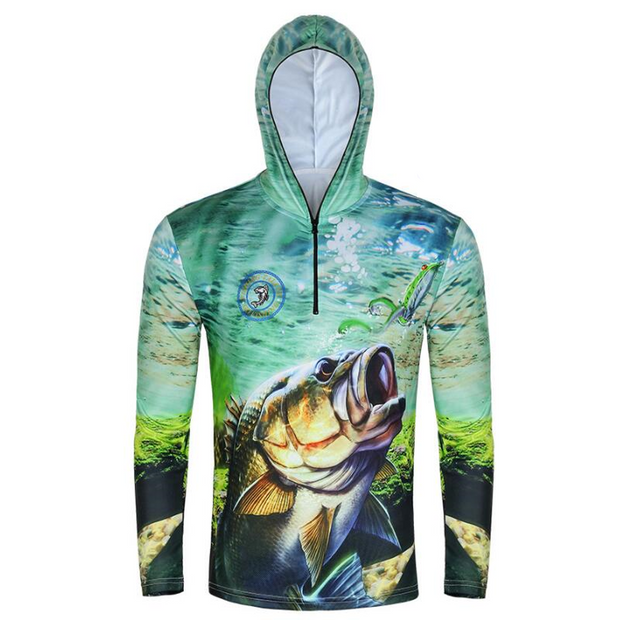 Ultra-Light Fishing Hoodies Anti-UV - 50% OFF!