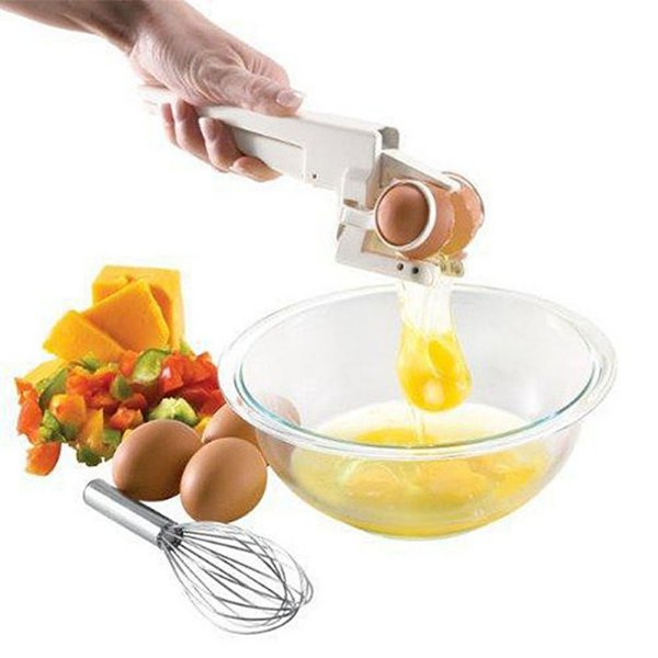 Easy Egg Cracker Handheld