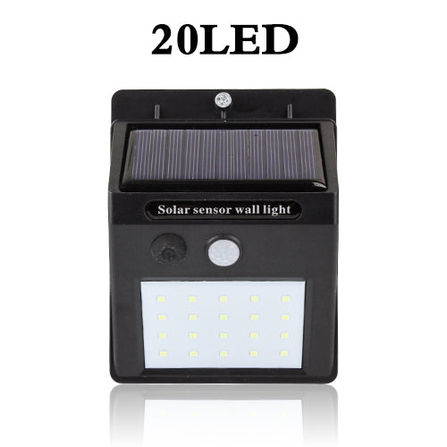 LED Solar - Motion Sensor Light