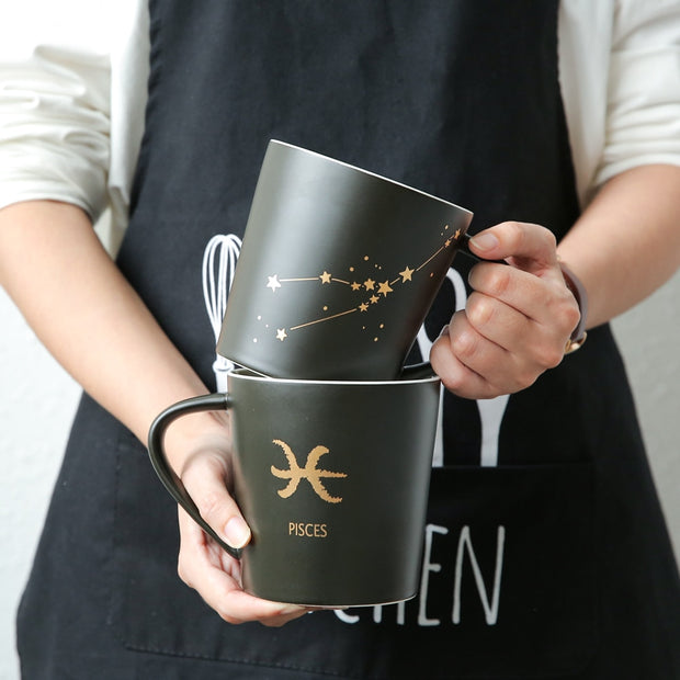 Zodiac 12 Constellation Mug