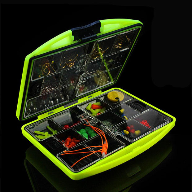 FISHING ACCESSORIES SET FRESHWATER SALTWATER FISHING TACKLE KIT