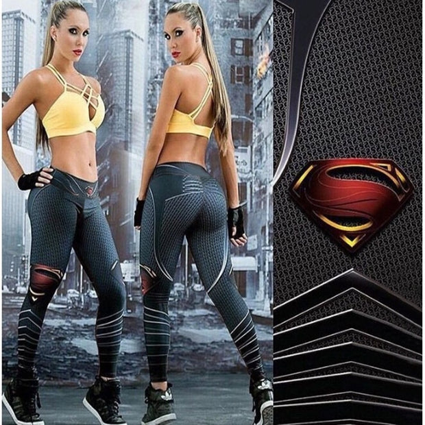 Fitness Leggings 3D