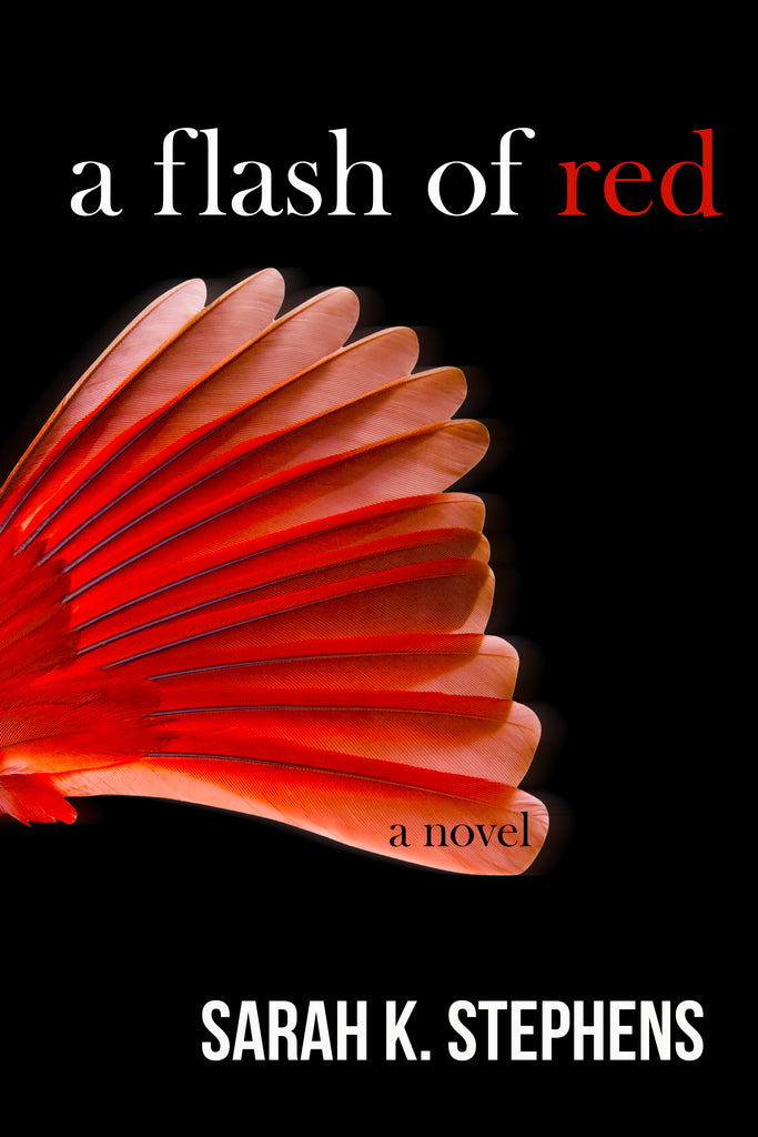 A FLASH OF RED