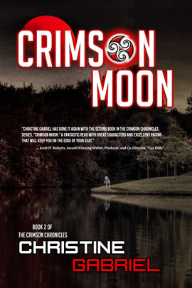 CRIMSON MOON: Book 2 in The Crimson Chronicles