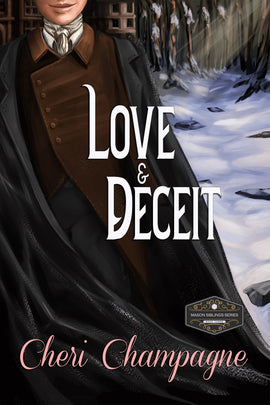 LOVE AND DECEIT: Book 3 in The Mason Siblings Series