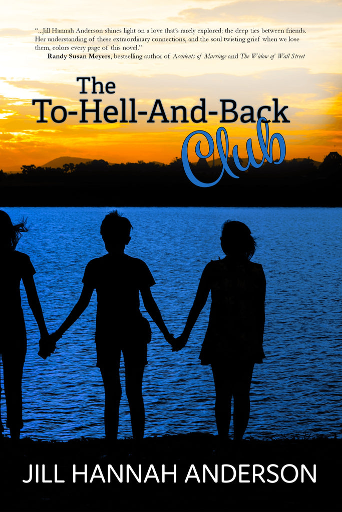 THE TO-HELL-AND-BACK CLUB: Book 1 in The To-Hell-And-Back Club Series