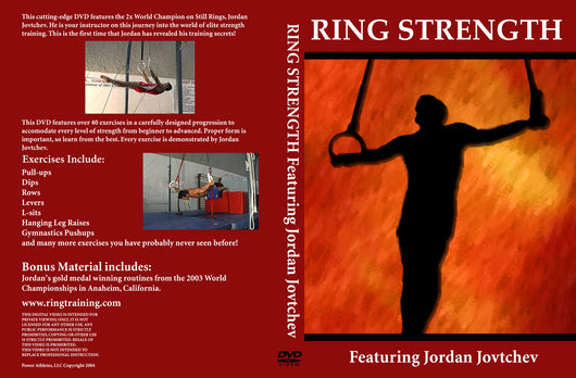 Ring Strength DVD