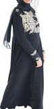 Limited Edition Faiza abaya (Gold)