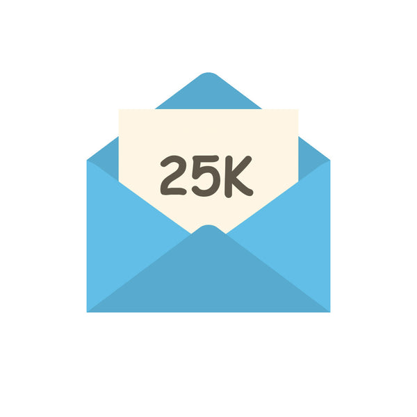 Email Marketing | 25K