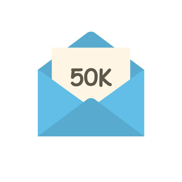 Email Marketing | 50K