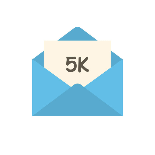 Email Marketing | 5K