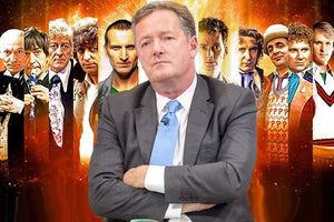 Piers Morgan As The New Dr Who