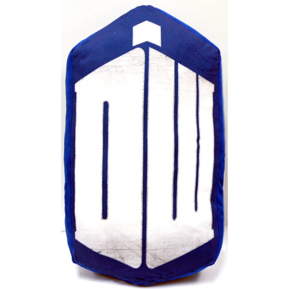Doctor Who Logo Cushion Pillow