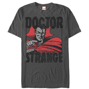 Dr. Strange YOU Gray Mens T-Shirt