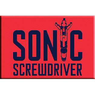 Doctor Who Sonic Screwdriver Magnet