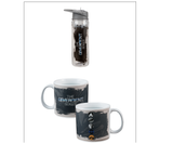 Divergent Mug and Water Bottle