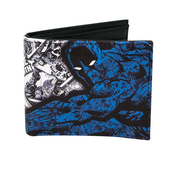 Black Panther Comic  Book  Style  Wallet