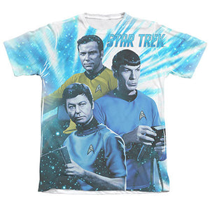 Star Trek TOS Space Shadows Sublimation T-Shirt