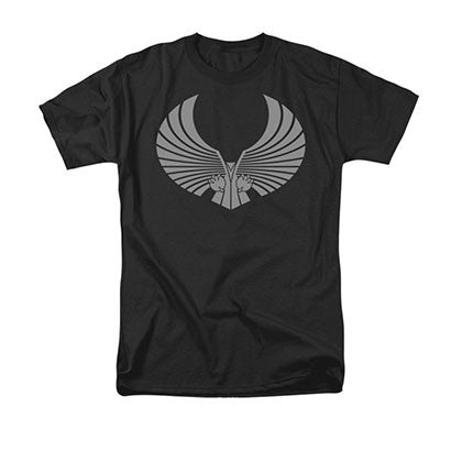 Star Trek Romulan Logo Black T-Shirt