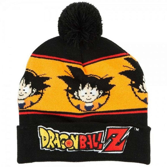 Dragonball Z    Winter Pom Pom Beanie