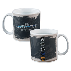 Divergent Heat Reactive Ceramic Mug 20 oz.