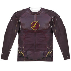 The Flash Long Sleeve Costume Tee
