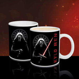 Star Wars Episode VII - Heat Changing Mug