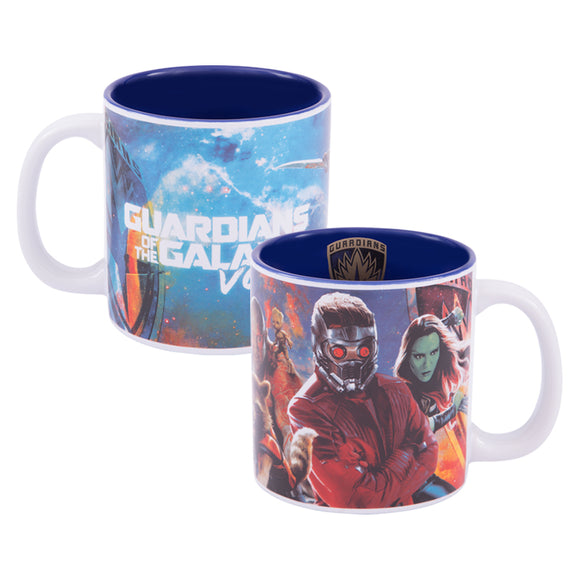 Guardians Of The Galaxy Vol 2 Ceramic Mug 20 oz