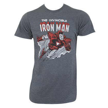 Iron Man Invincible Tee Shirt