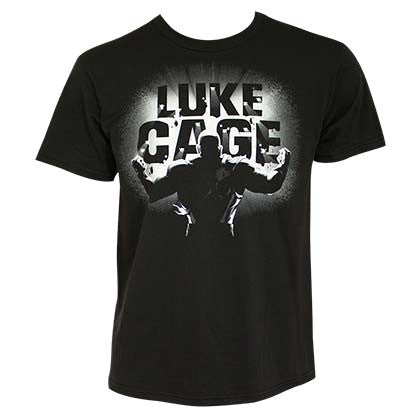 Luke Cage Untouchable Tee Shirt