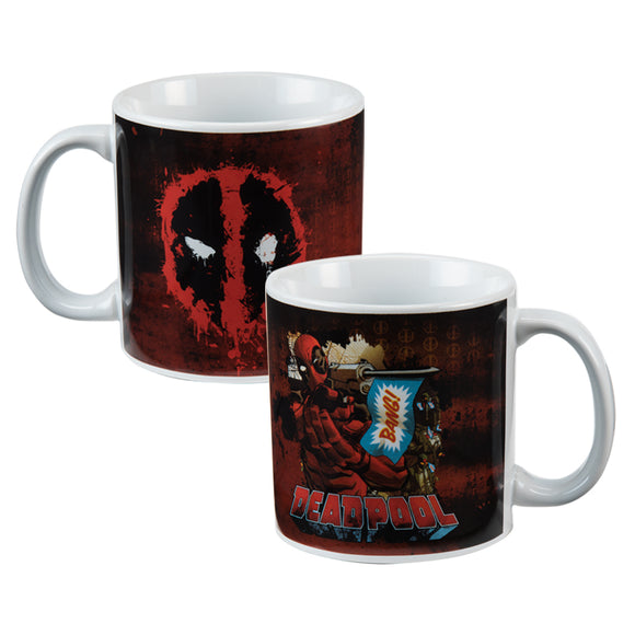 Marvel Deadpool Ceramic Mug 20 oz.
