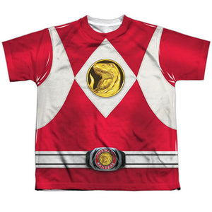 Power Rangers Red Ranger Youth Costume Tee