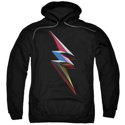 Power Rangers The Movie Bolt Logo Hoodie