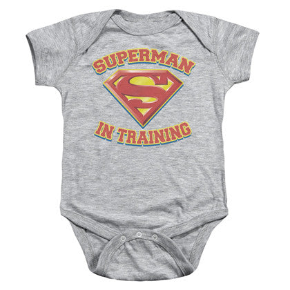 Superman In Training Baby Onesie